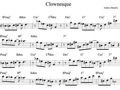 Clownesque - Andrea Menafra